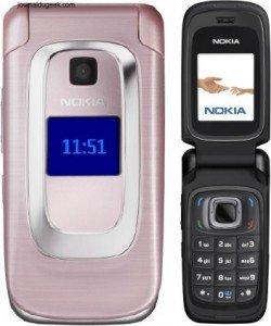 Nokia 6085 Rose