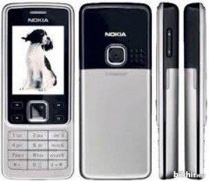 Nokia 6300 Noir